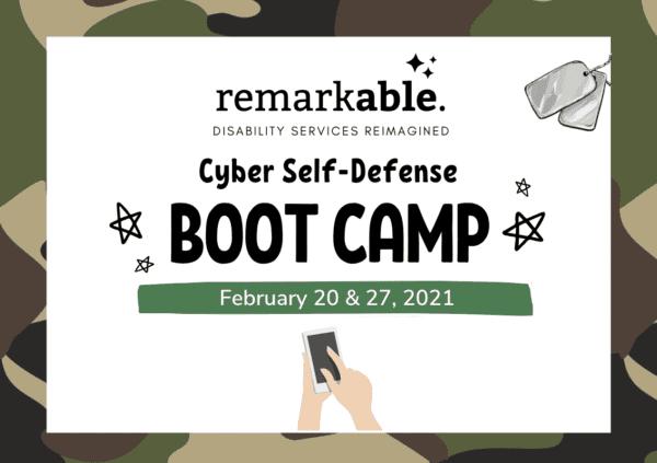 Cyber Self-Defense Boot Camp