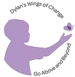 Dylan's Wings of Change Logo